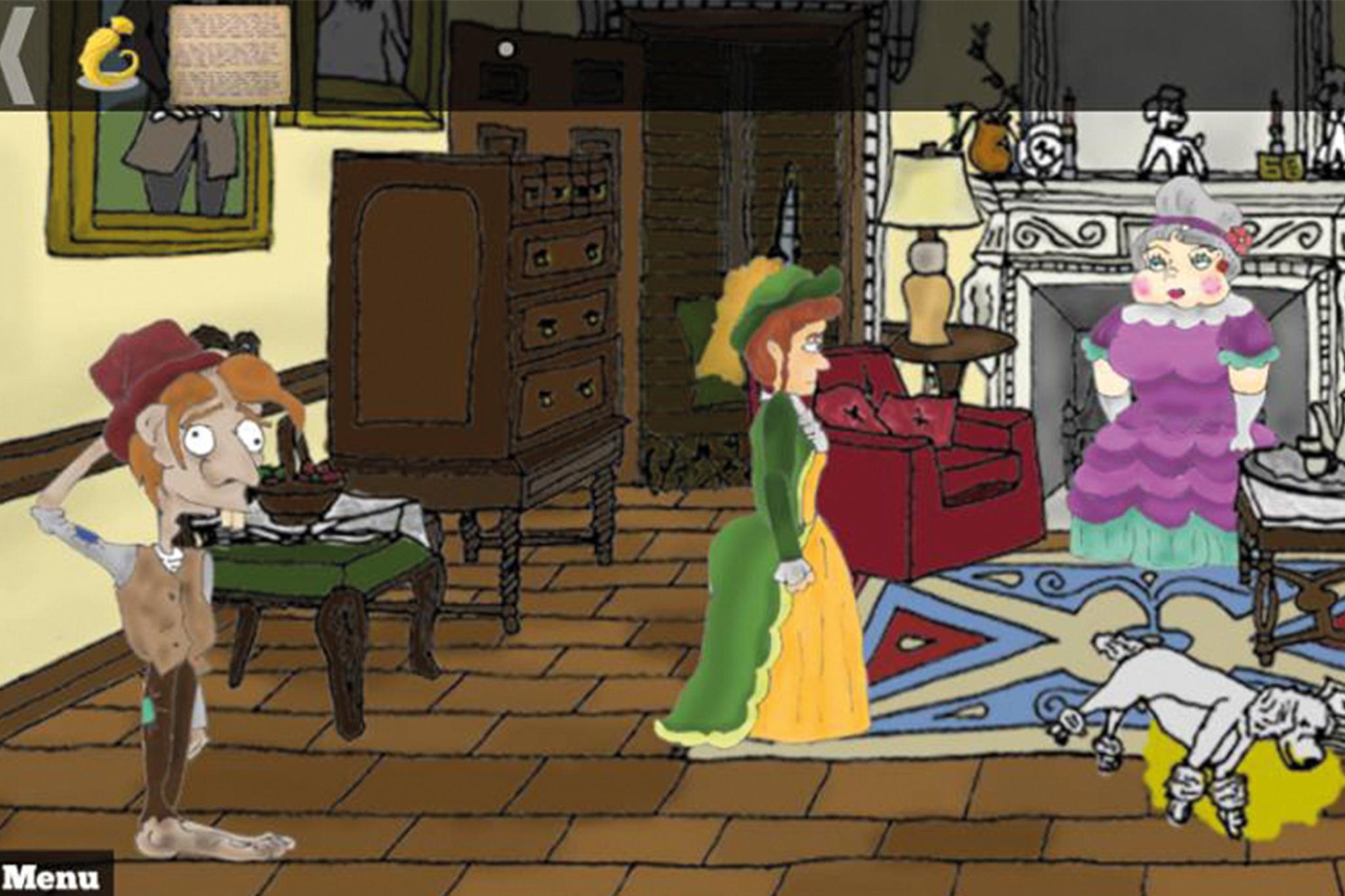 The Poodle-Ripper, serial storytelling, filmschule köln, Marina Bendocchi Alves, Lilly Bogenberger, Cédric Kieffer, Nadine Schweigardt